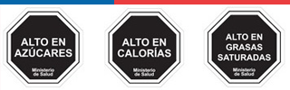 Campaña etiquetado alimentos
