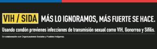 Campaña VIH